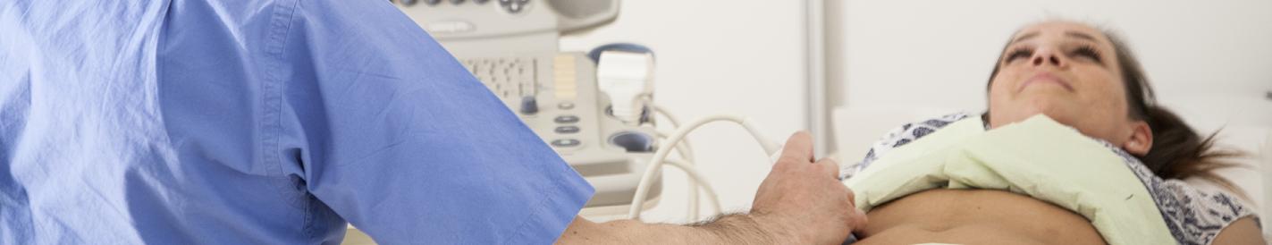 Ultraschalluntersuchung und Herzultraschall